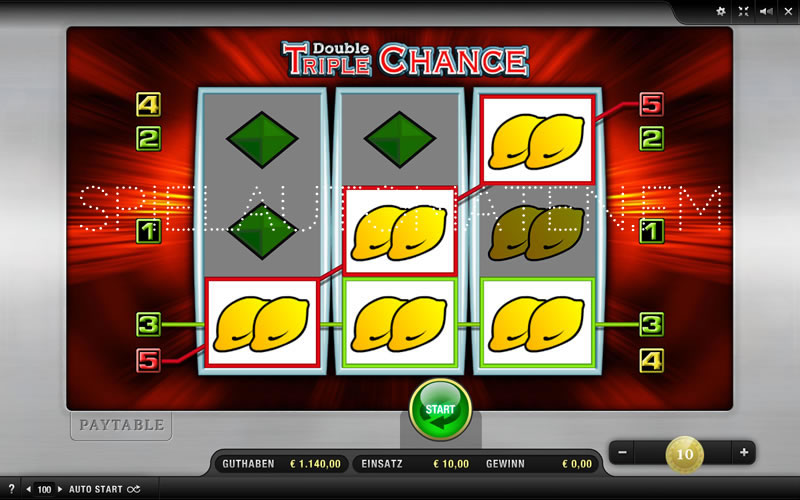 Triple Chance Bonus - 857865