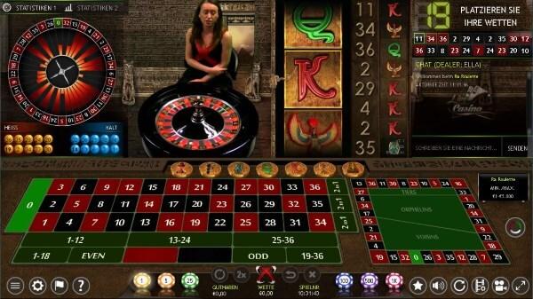 Europäisches Roulette - 299649