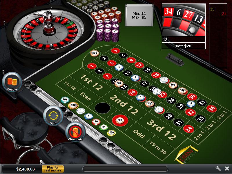 Roulette online - 128054