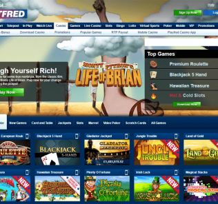 Betfred Playtech Casino - 205790