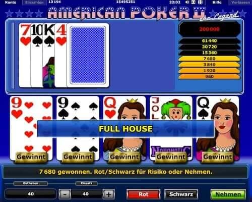 American Poker 2 - 444077