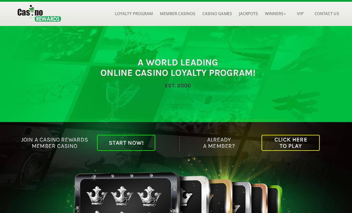 Casino Rewards - 709467