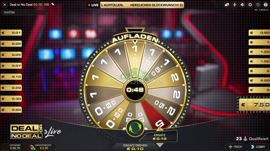Neues Live Casino - 208872