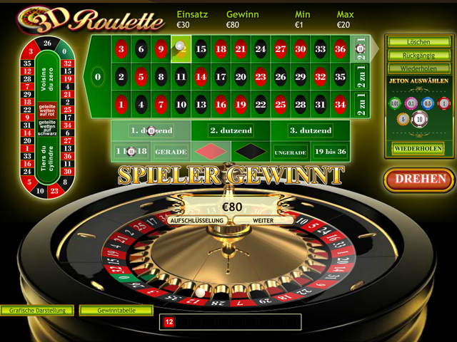Roulette System Software - 961801