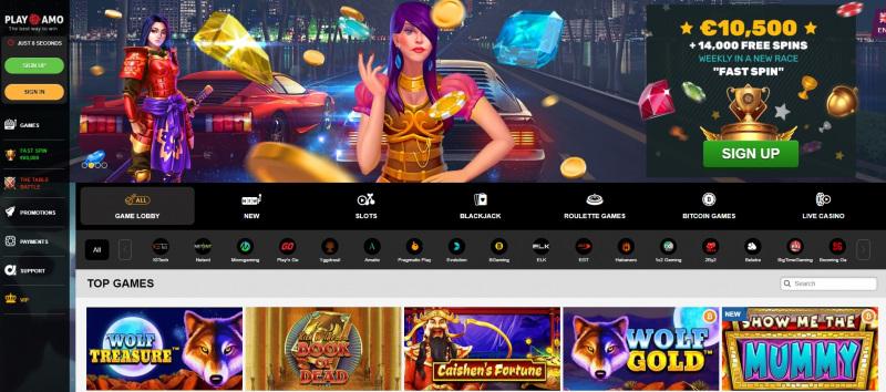 Ehrliches online Casino - 214833