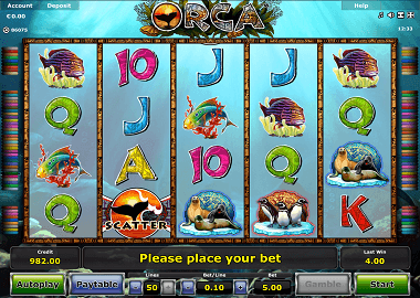 Orca free Intertops - 585544