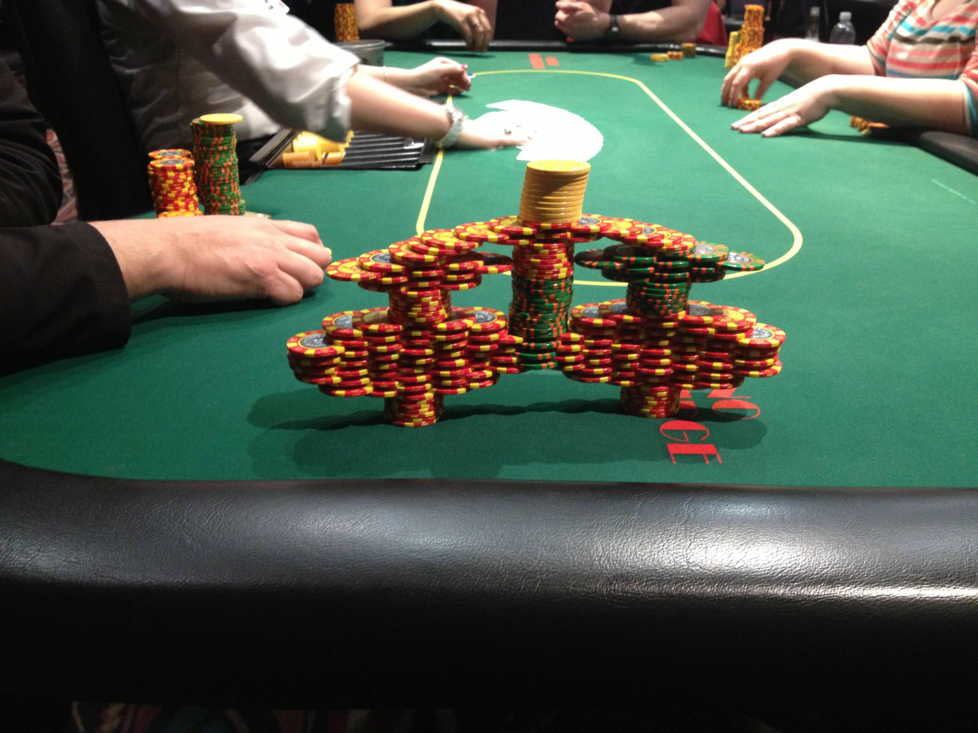 Automatisierter Live Poker - 436199