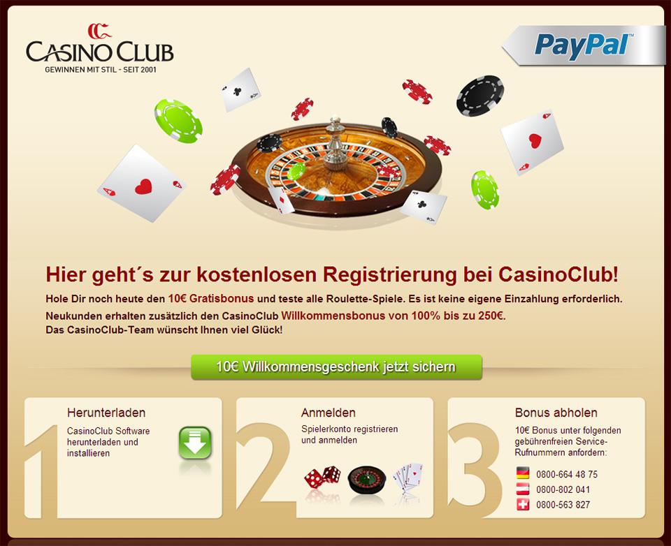Casino Bonus Code - 439591