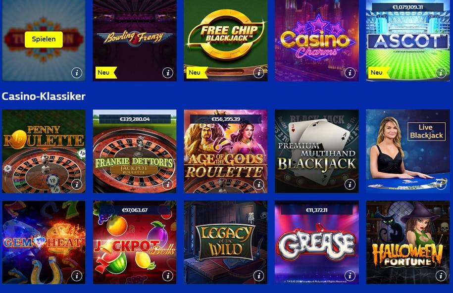 Besten MicroSpiele Casino - 110358