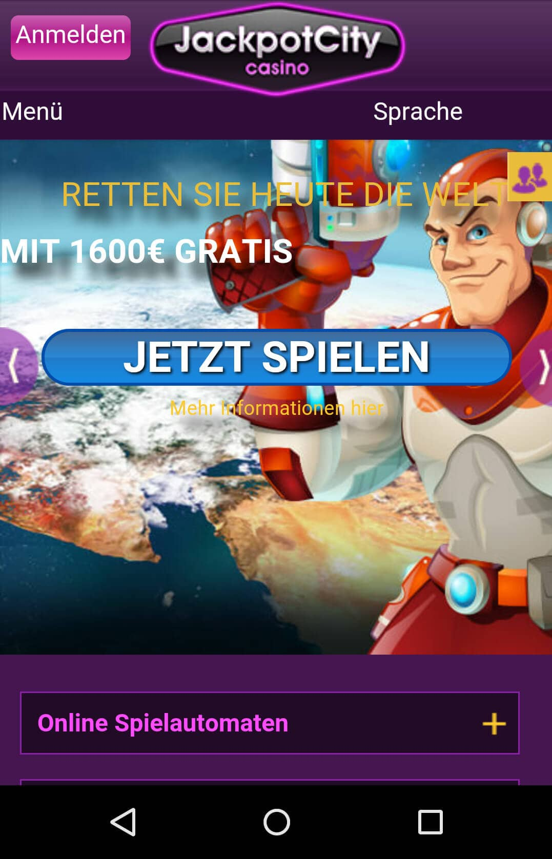 Casino Handy Bonus - 932820