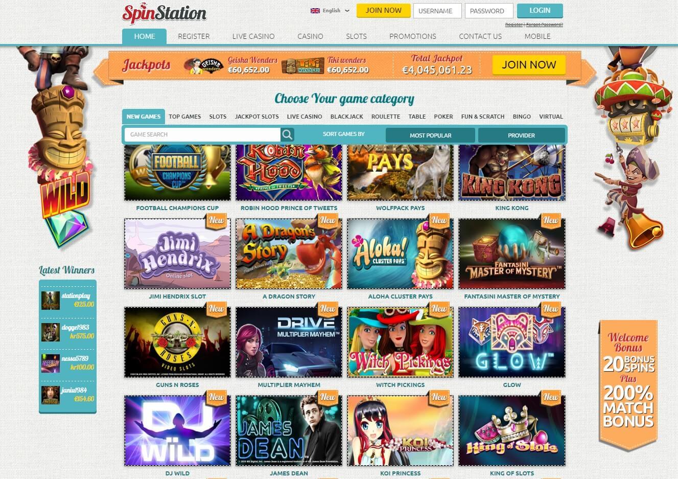 Online Casino Live - 230217