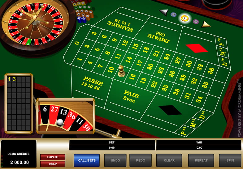 Roulette Systeme - 580049