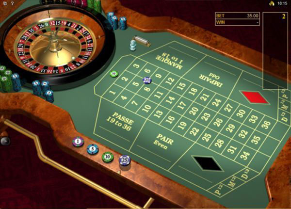 Roulette System - 864093