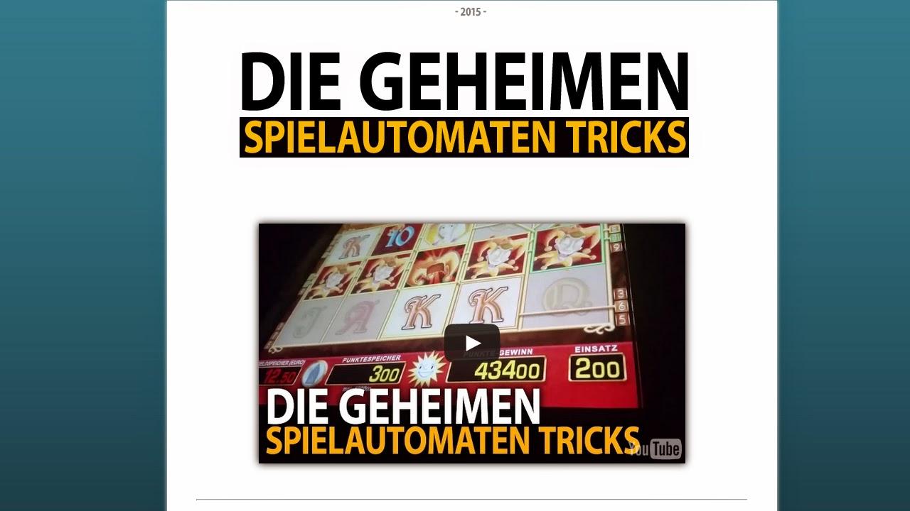 Tricks für Spielautomaten - 447686