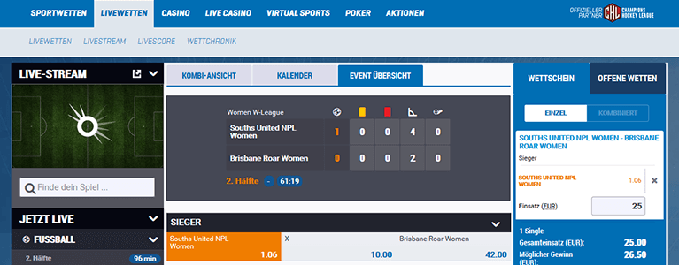 WM Gewinn spiel - 736177