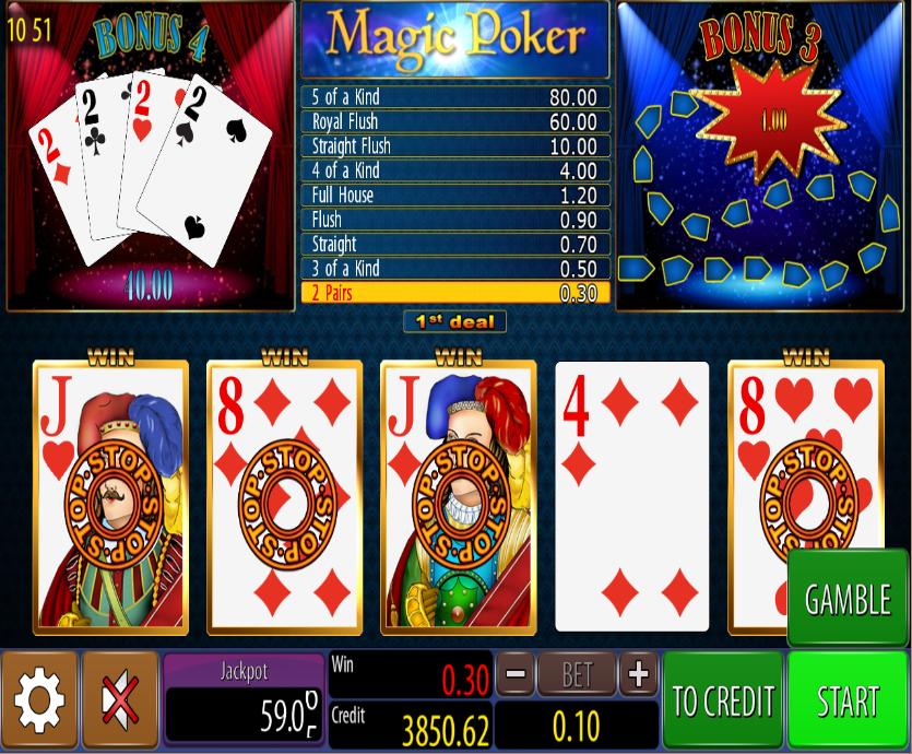 Blockchain Casino Magic - 242419