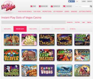 Slot Vegas - 187275