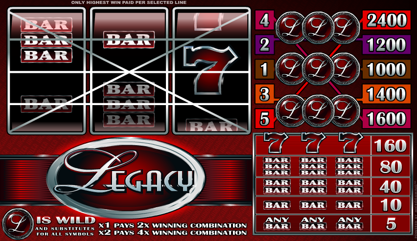 5 Stud Poker - 990493