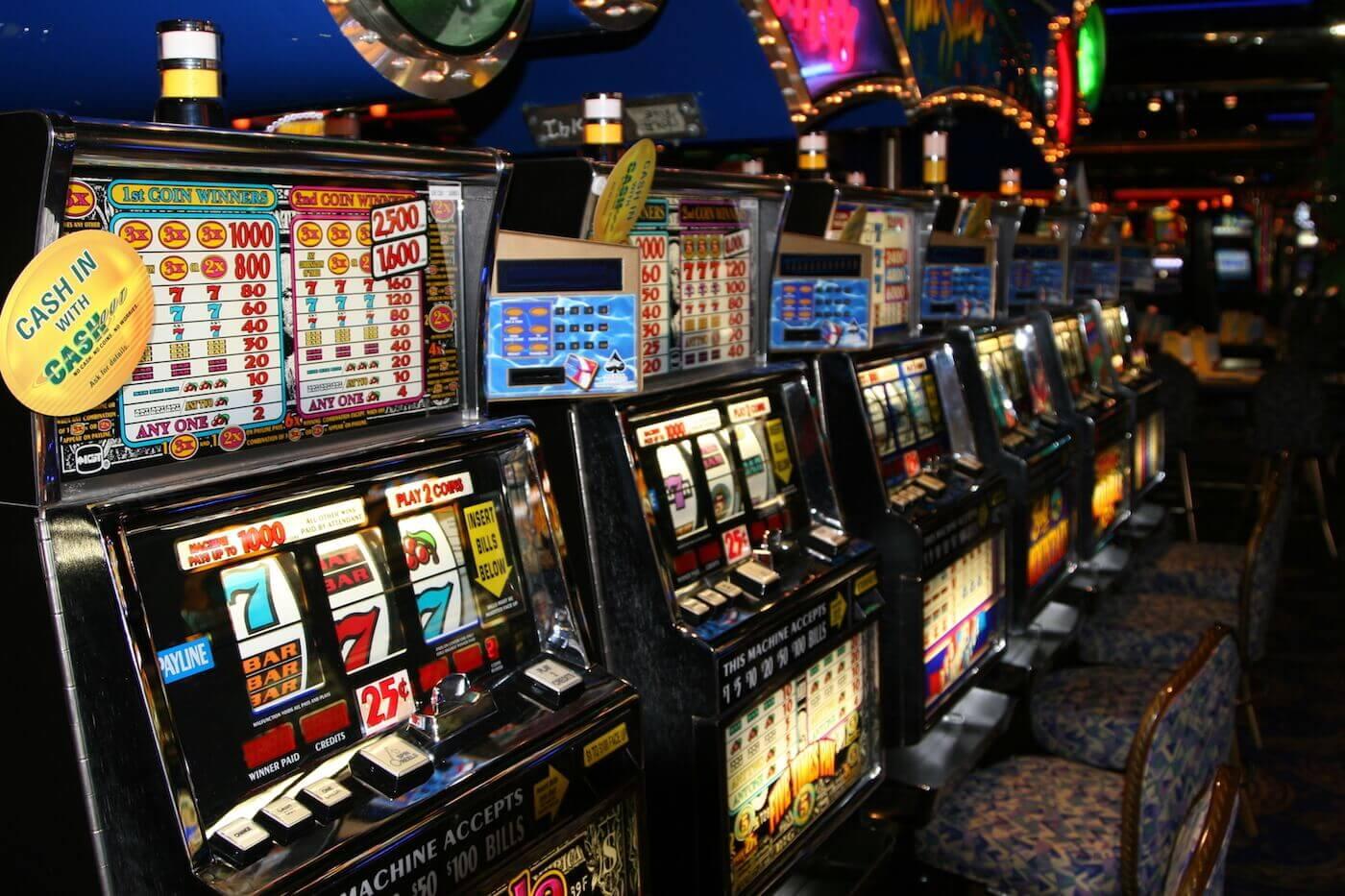 Casino Jackpot Gewinner - 916478