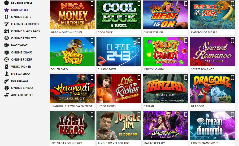 Erfahrung mit Casino - 576480