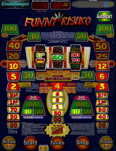 Alte Spielautomaten - 728234