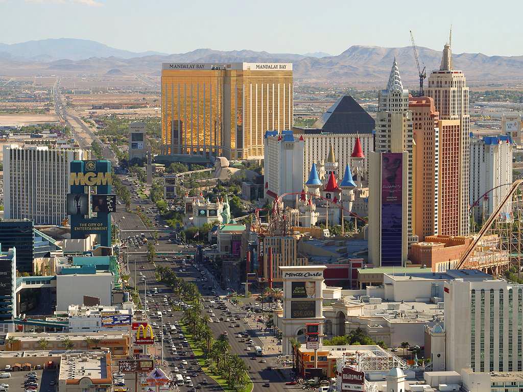 Las Vegas Kleidungsstil - 999704