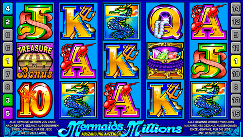 Mehrmals spielen Mermaids - 634908
