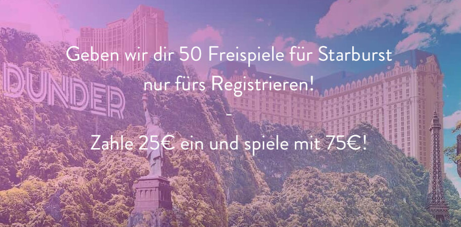 50 Freispiele ohne - 258466