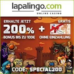 Casino Bonus - 869908