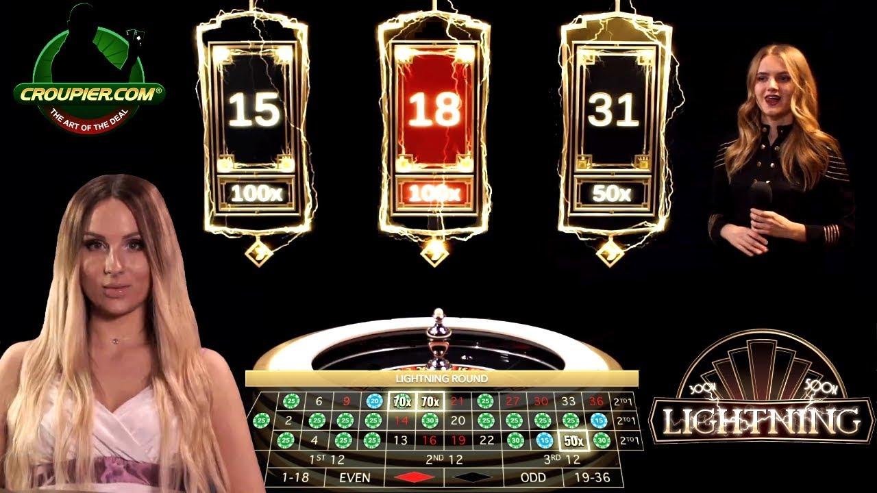 Spielbank Würfelspiel Lightning - 680895