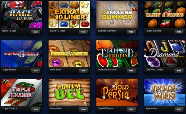 Online Slots Echtgeld - 313465