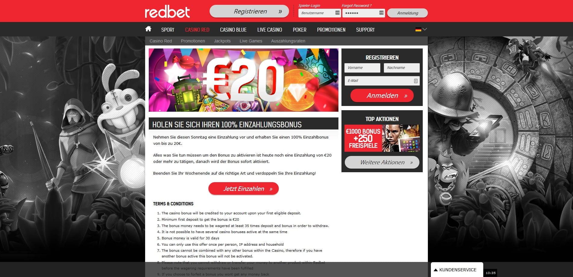 Casino Bonus - 889632