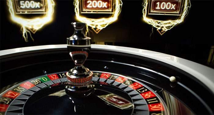 Spielbank Würfelspiel Lightning - 593079