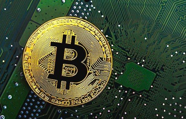 Bitcoin virtuelles Geld - 797077