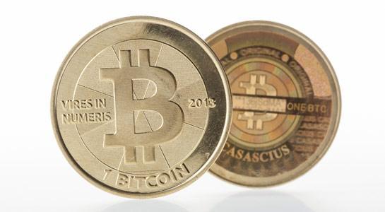 Bitcoin virtuelles Geld - 922524