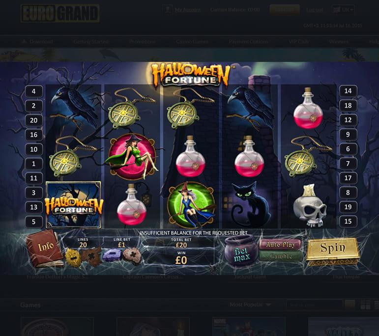 Bonus Euro Casino - 840544