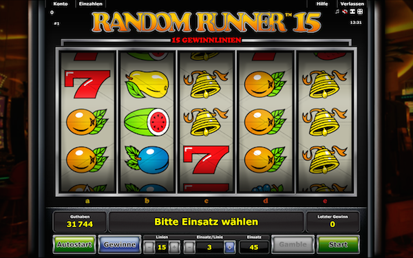 Online Casino System - 867714