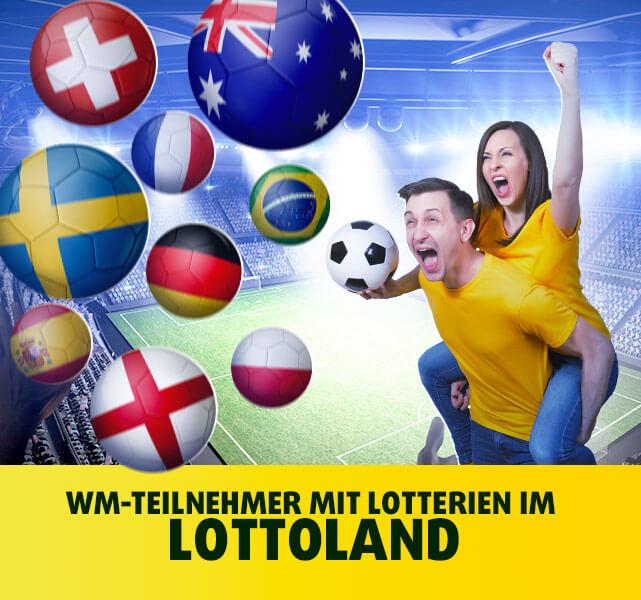 Welche Lotterie - 610100