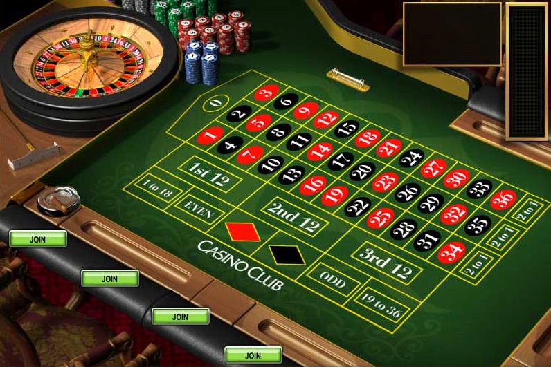 Einfache Chancen Roulette - 899751