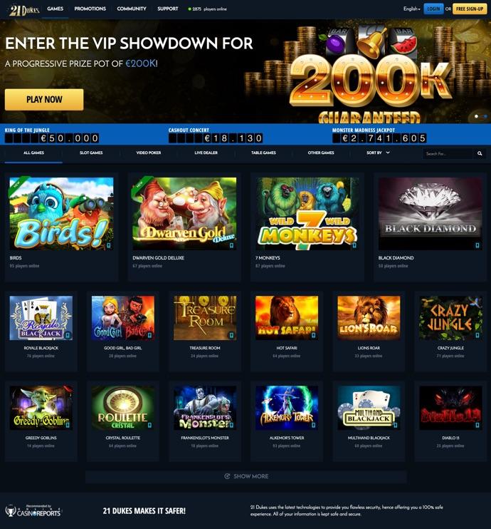 EU Casino no - 489396