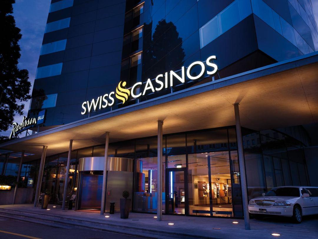 Schweiz Casinos Zürich - 133655