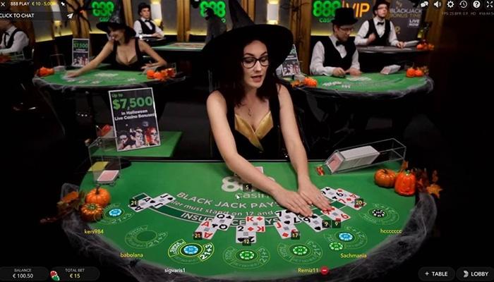 Live Casino - 574431