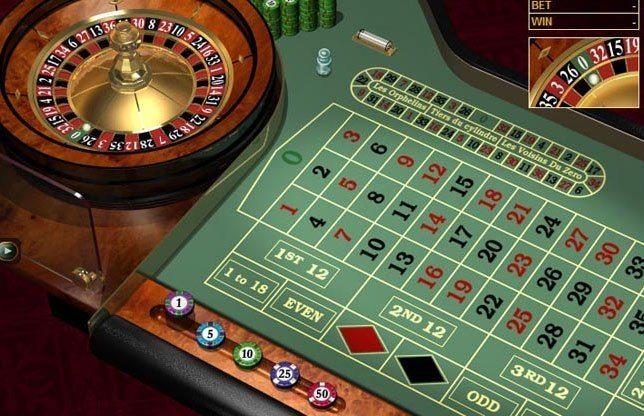 Roulette Auszahlungsquoten - 40053