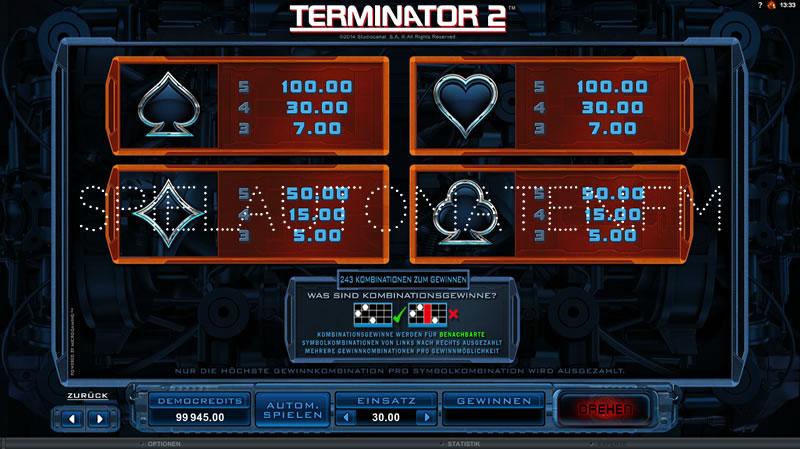Terminator 2 - 810852