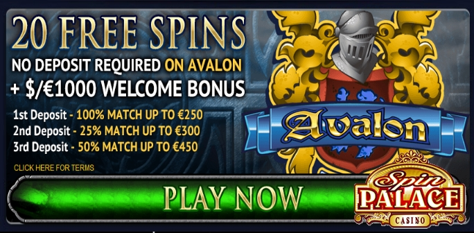 Spin Palace - 568417