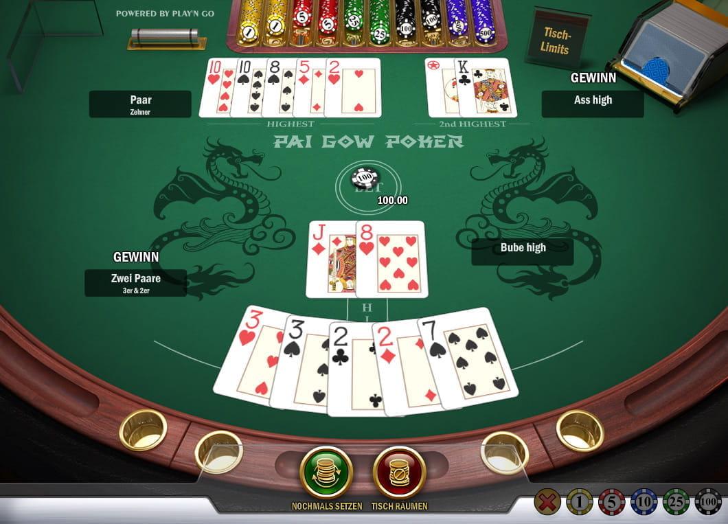 Legales Glücksspiel - 601401
