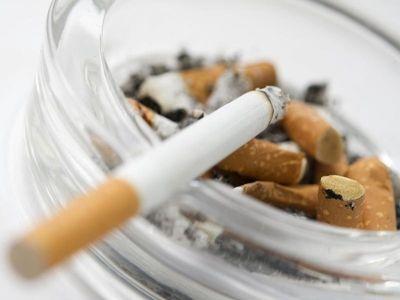 Rauchverbot in - 353831