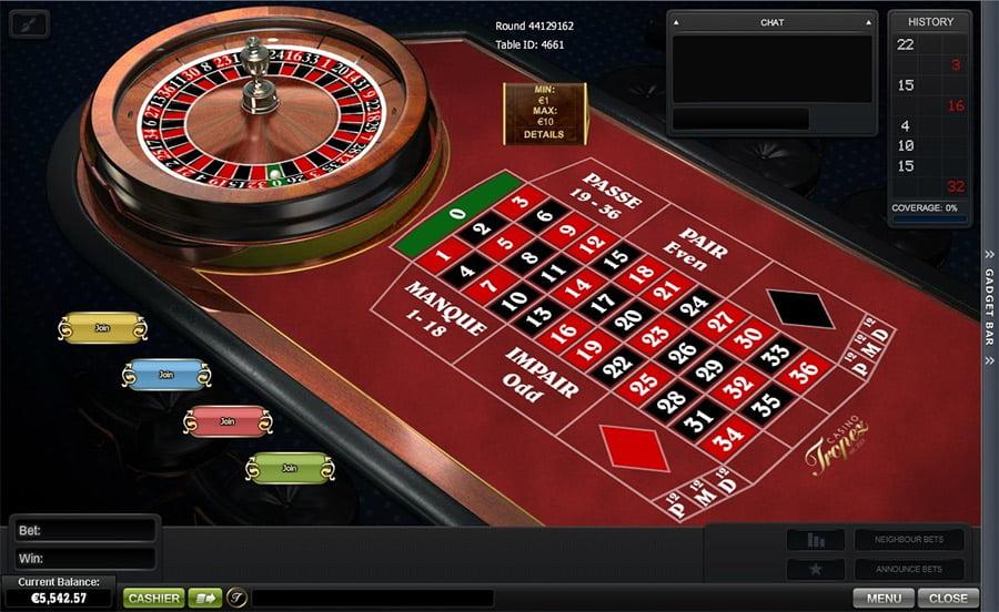 Amerikanisches Roulette - 297945