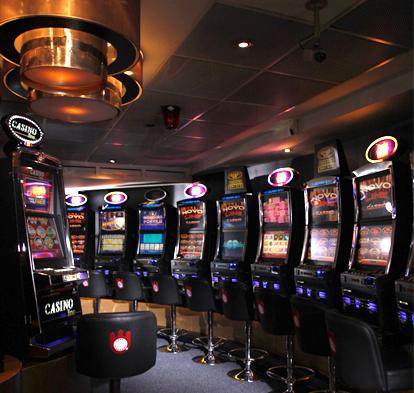 Spielbank Automatenspiel Vegas - 18781