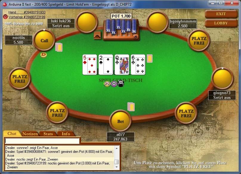 Poker Turniere 2020 - 451531